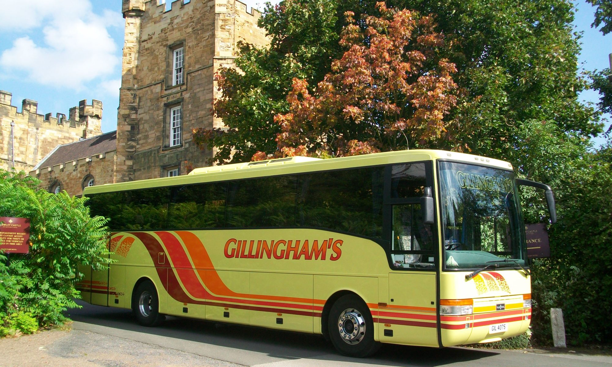 Gillinghams Coaches